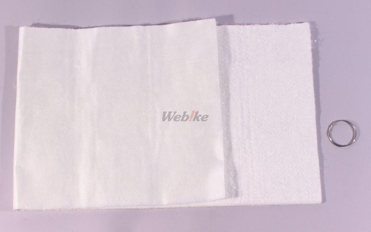 【KIJIMA】消音陶瓷棉製品 (耐熱温度800℃) - 「Webike-摩托百貨」