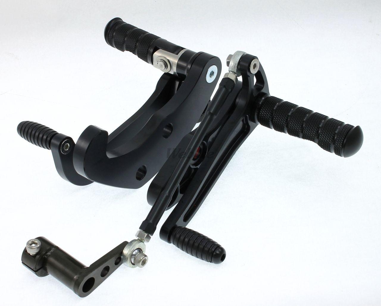 【CRAFTMAN】SR用 腳踏後移套件 (STD後鼓煞型式) - 「Webike-摩托百貨」