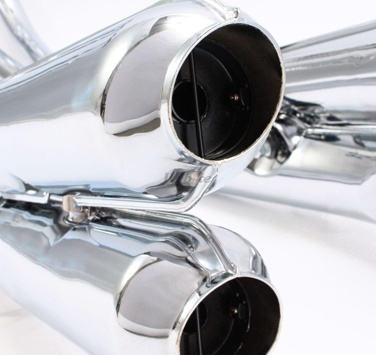 【DOREMI COLLECTION】4尾管型式全段排氣管 - 「Webike-摩托百貨」