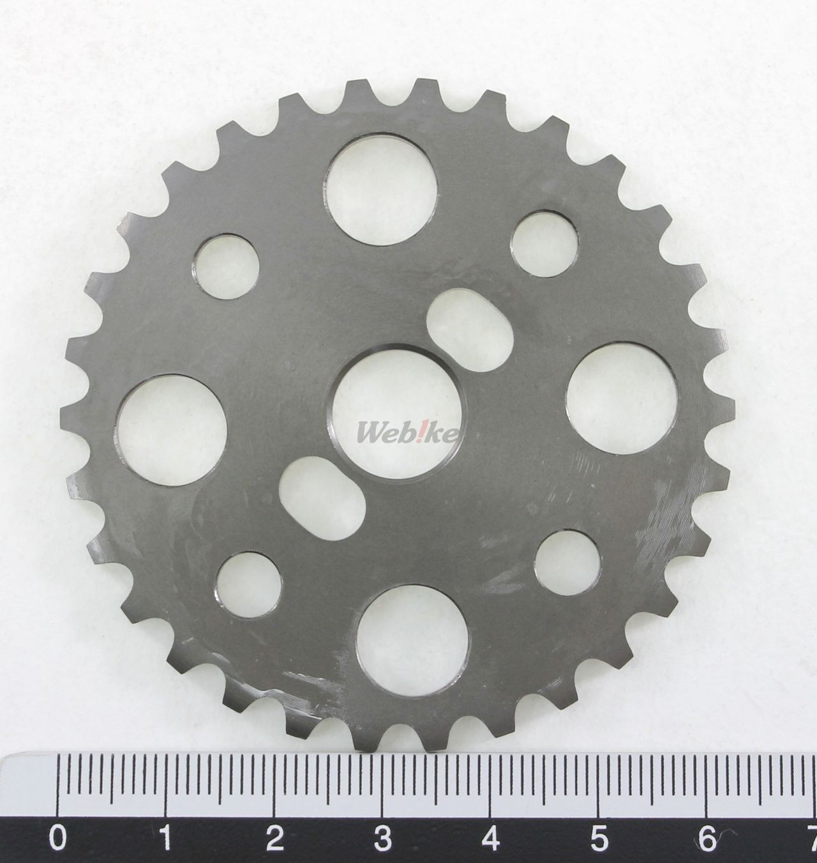 【SHIFT UP】正時可調式凸輪軸鏈輪 - 「Webike-摩托百貨」