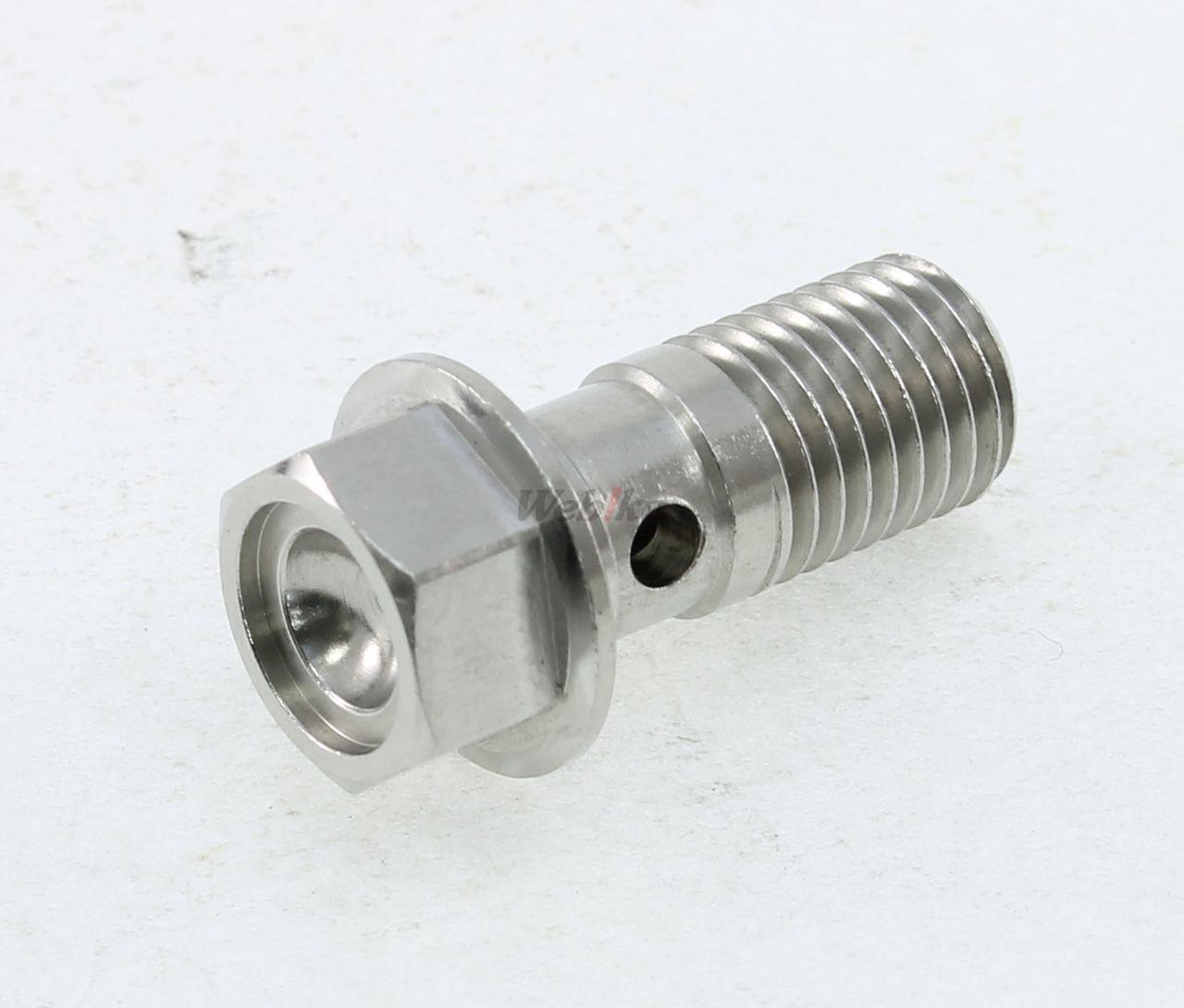 【KITACO】空芯螺絲(短)不鏽鋼 - 「Webike-摩托百貨」