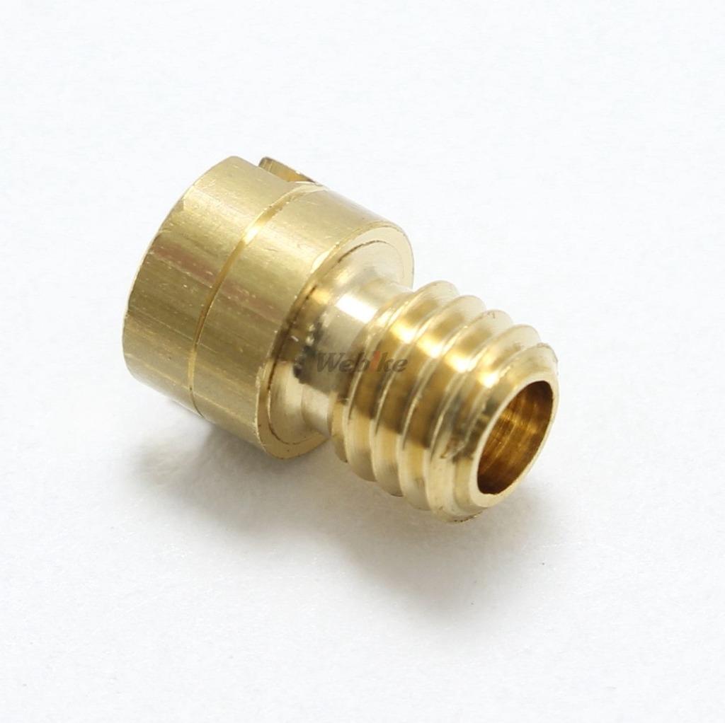 【KITACO】主油嘴 #160.0(Mikuni化油器・圓型・小) - 「Webike-摩托百貨」