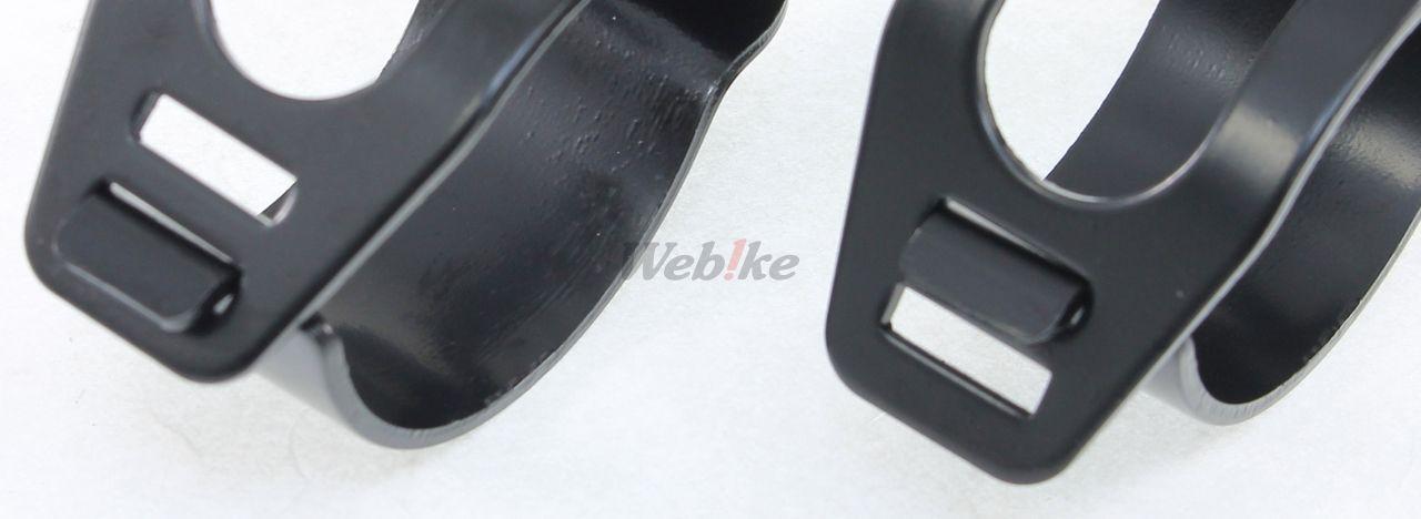 【POSH】方向燈專用前叉固定架 - 「Webike-摩托百貨」