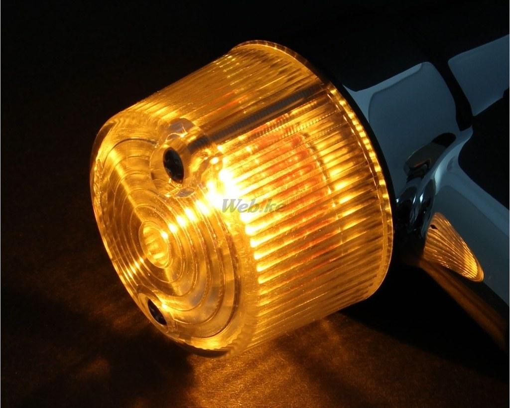 【POSH】Super bike 迷你型式方向燈(車種專用) - 「Webike-摩托百貨」