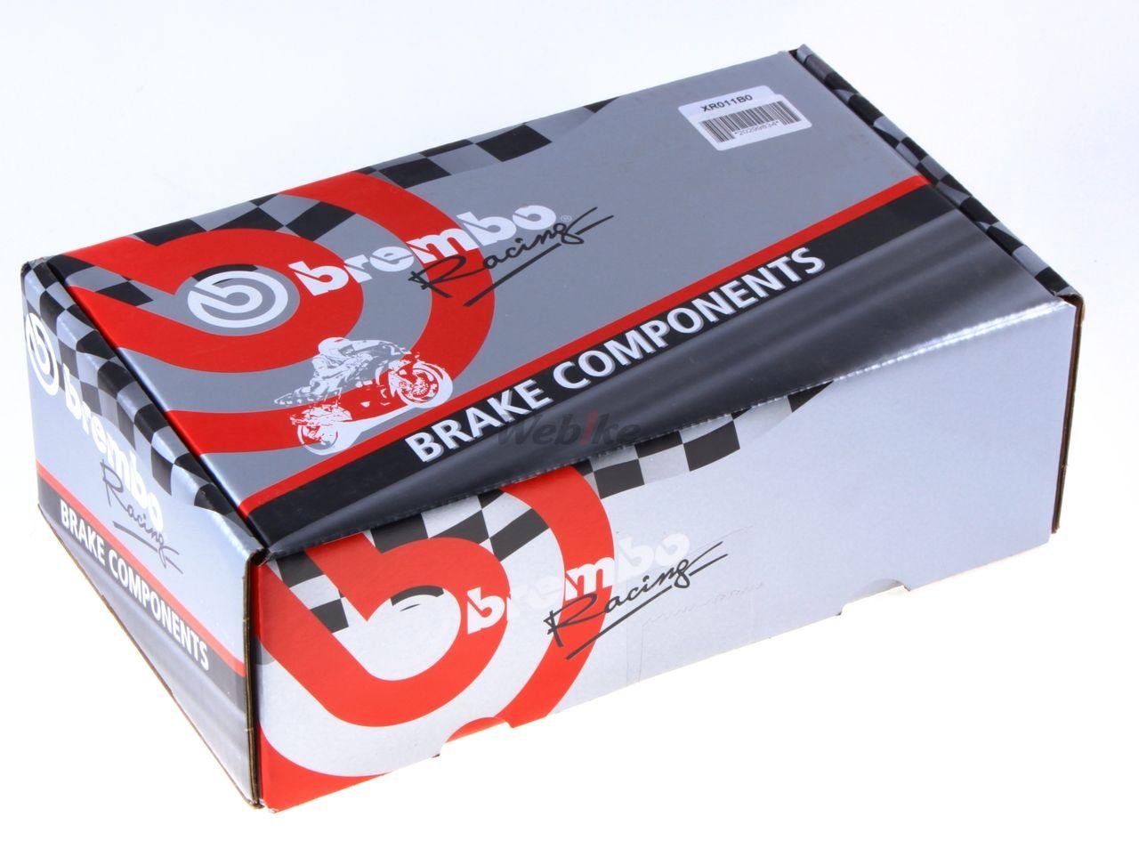 【brembo】競賽型輻射式 煞車 主缸【16×16短拉桿】 - 「Webike-摩托百貨」