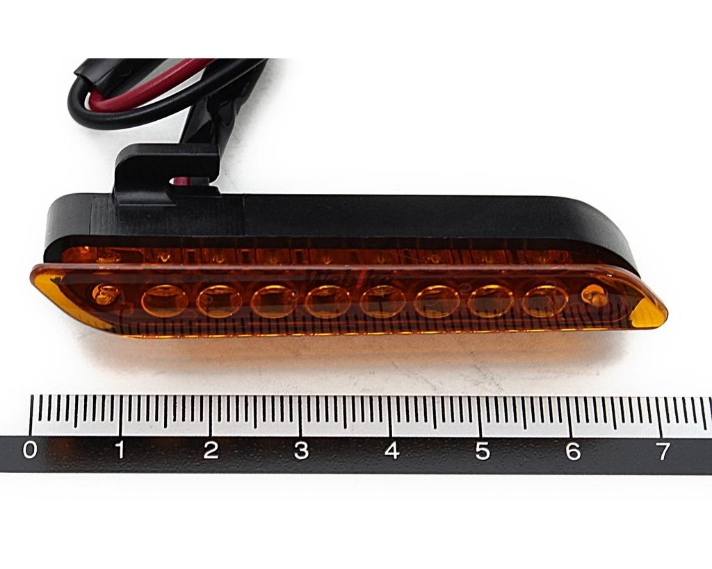 【ZETA】XC護板替換用方向燈 - 「Webike-摩托百貨」