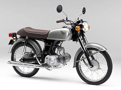 HONDA BENLY50