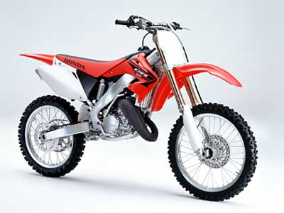HONDA&nbsp;CR125