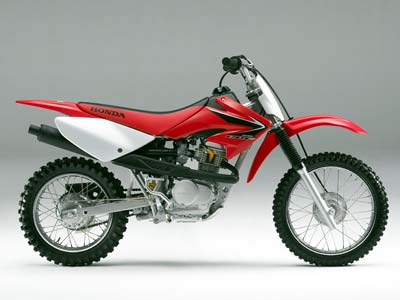 HONDA&nbsp;CRF80F