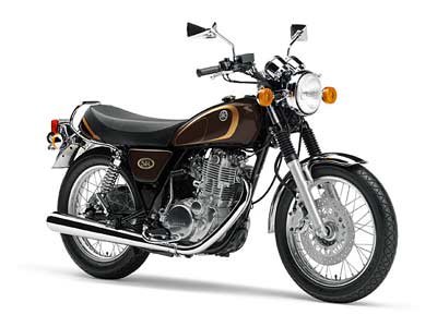 YAMAHA&nbsp;SR400