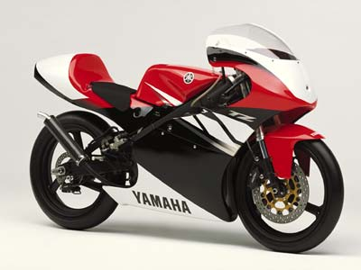 YAMAHA&nbsp;TZ125