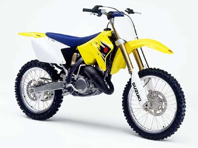 SUZUKI&nbsp;RM125
