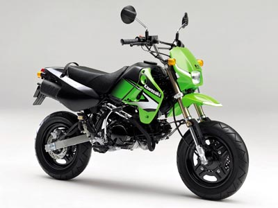 KAWASAKI&nbsp;KSR110