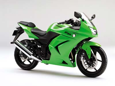 KAWASAKI NINJA250R