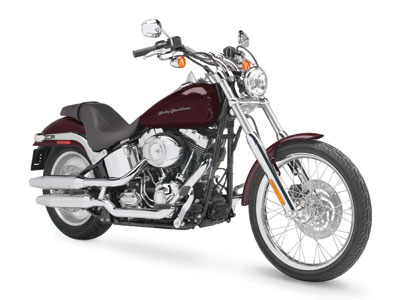 HARLEY-DAVIDSON&nbsp;FXSTD Softail Deuce