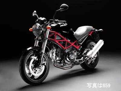 DUCATI&nbsp;MONSTER400