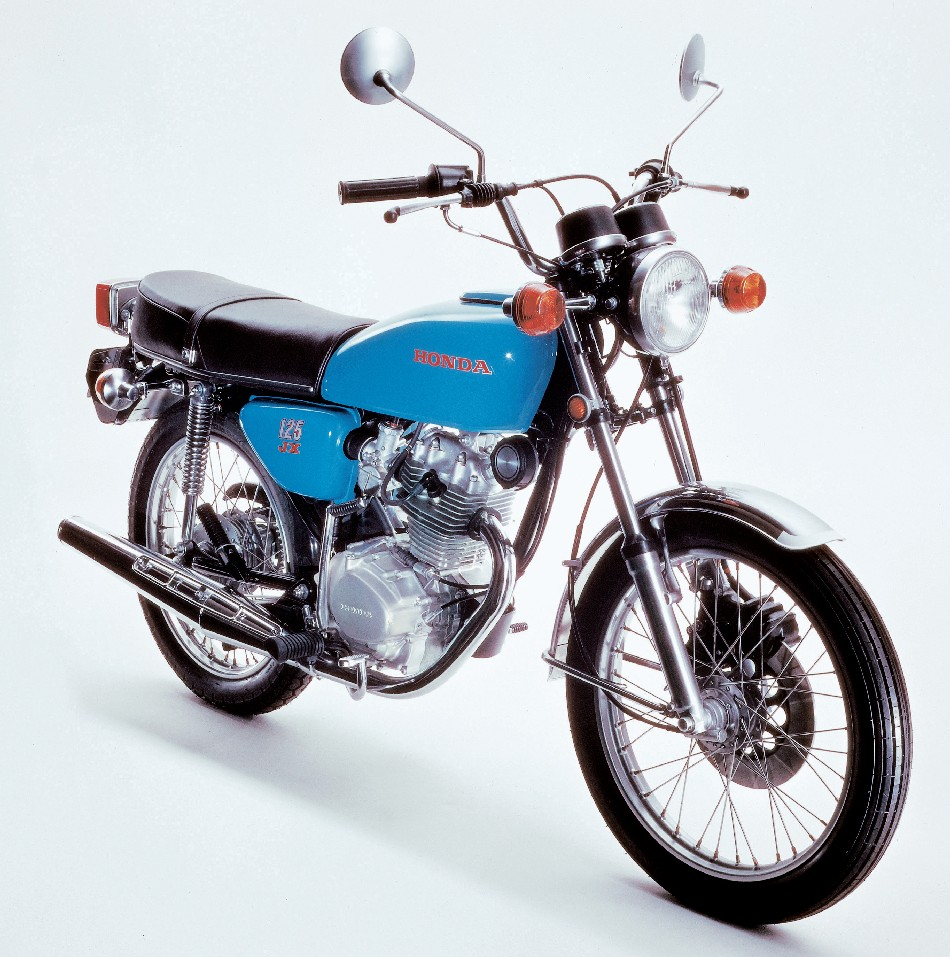 HONDA&nbsp;CB125