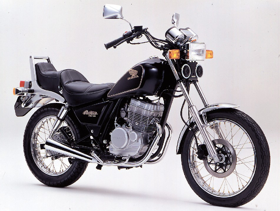 HONDA&nbsp;CBX125