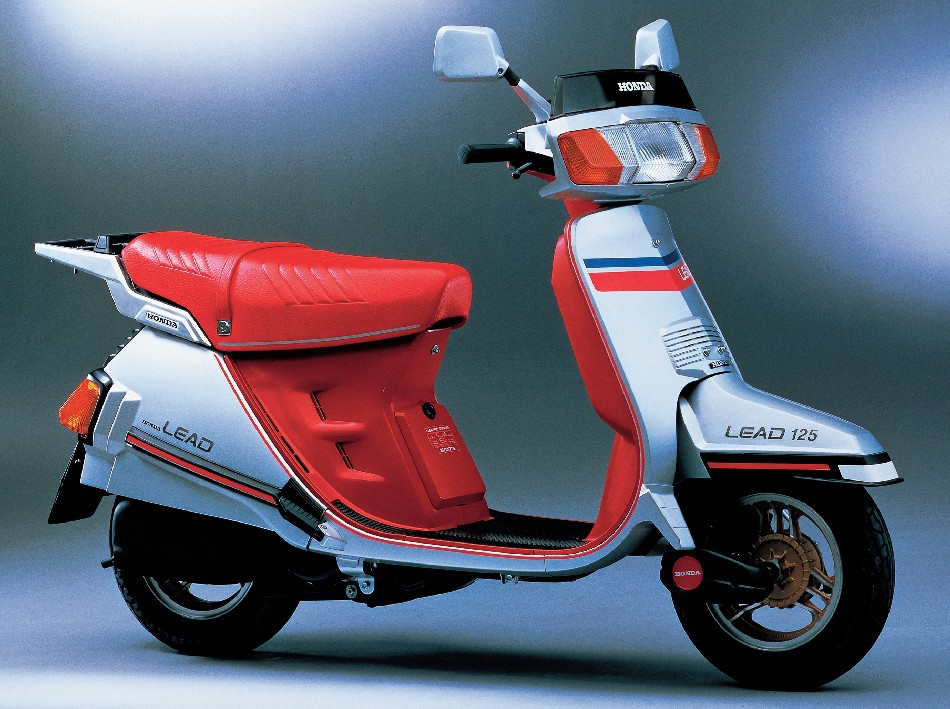 HONDA&nbsp;LEAD125