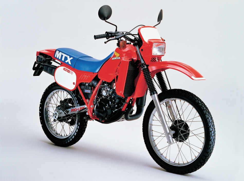 HONDA&nbsp;MTX125