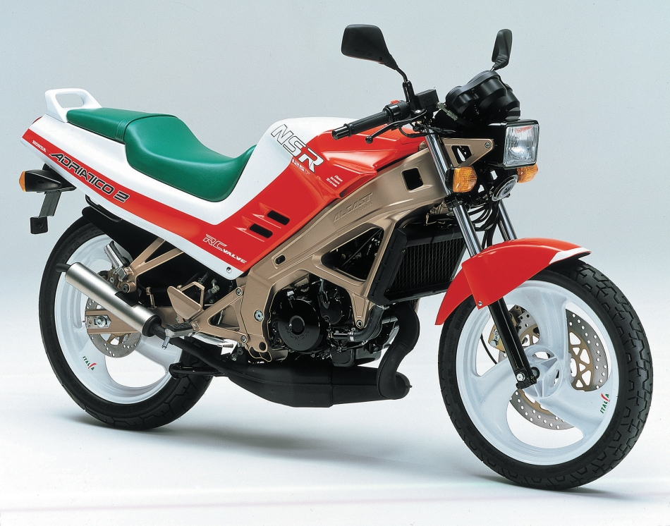 HONDA&nbsp;NSR125