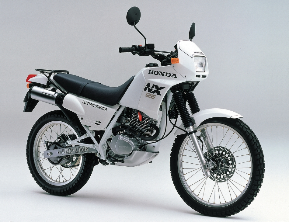 HONDA&nbsp;NX125