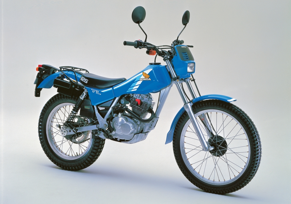 HONDA&nbsp;TL125