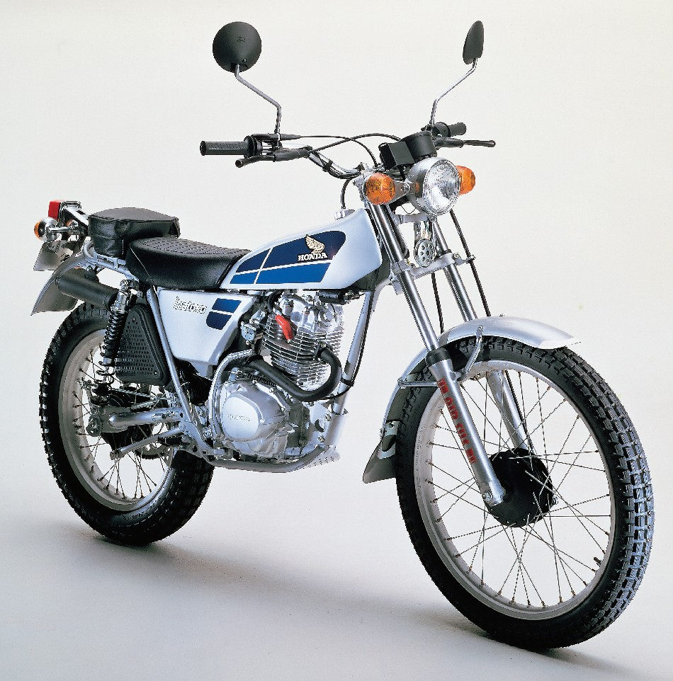 HONDA&nbsp;TL125 IHATOVO