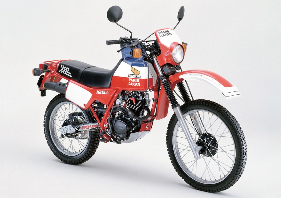 HONDA&nbsp;XL125