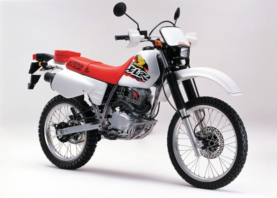 HONDA&nbsp;XLR125