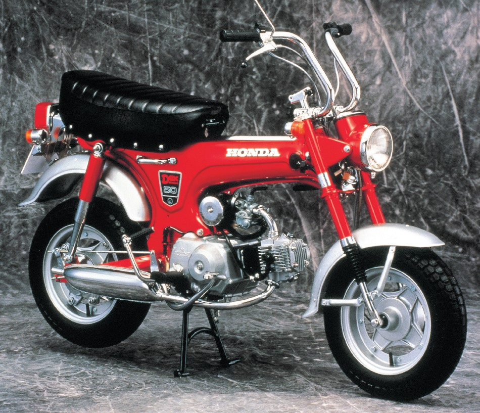 HONDA&nbsp;DAX