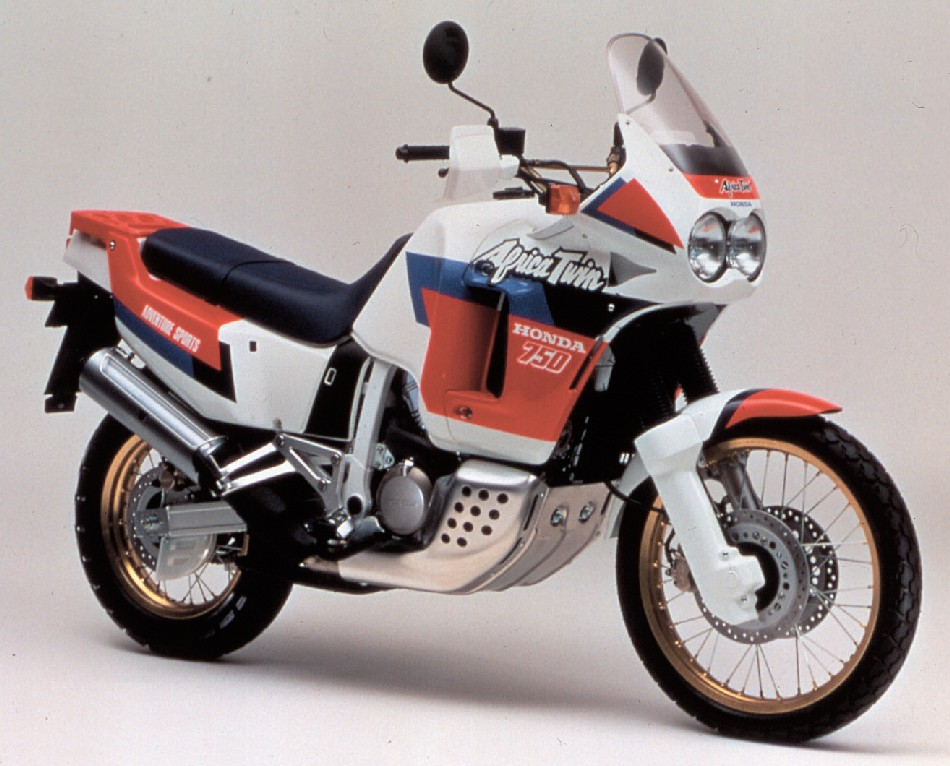 Honda Xrv750 Africa Twin Custom Parts