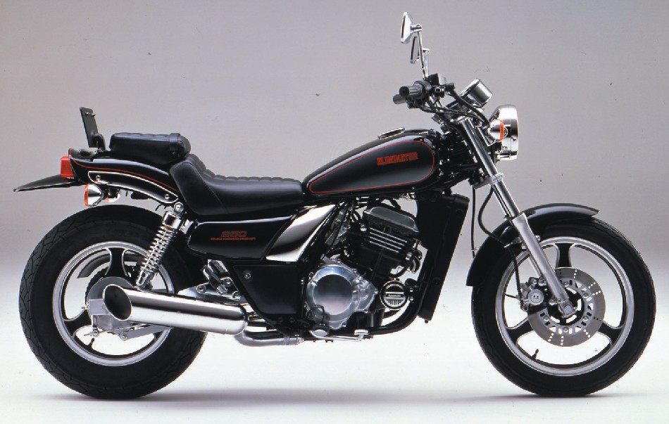 Kawasaki Eliminator Manual