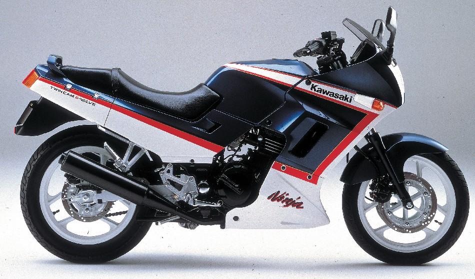 Kawasaki Gpz  Windshield