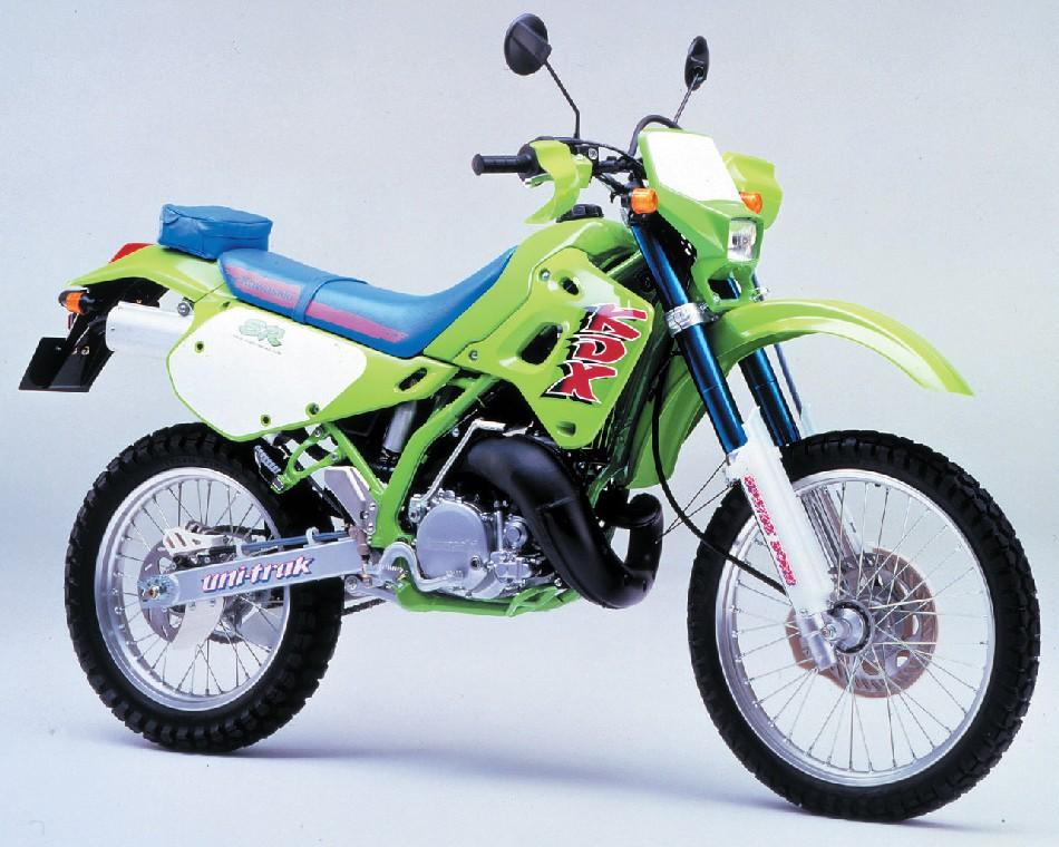 Kawasaki Kdx Parts
