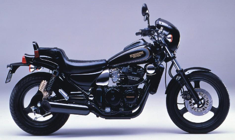 Motorcycle Parts Kawasaki Zl