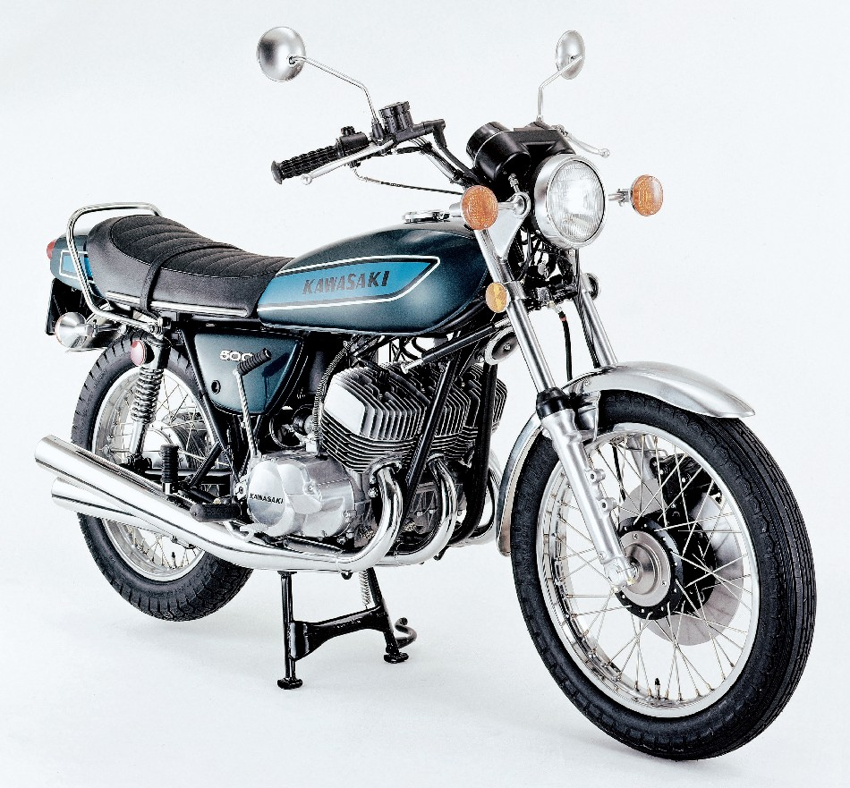 Kawasaki 500ss H1 Engine Parts