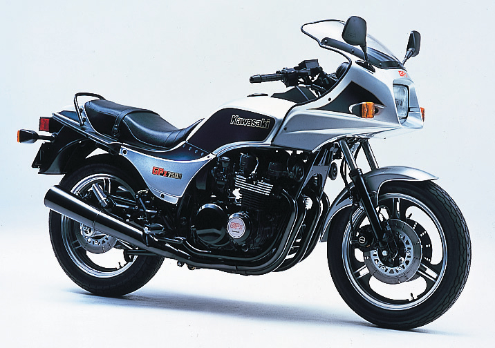KAWASAKI GPZ750