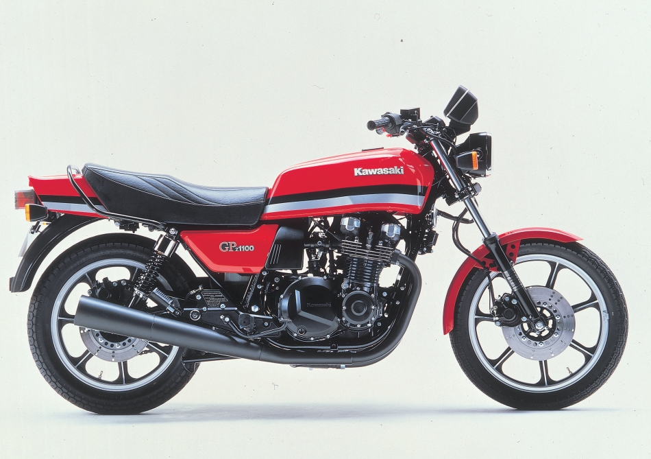 KAWASAKI&nbsp;Z1100