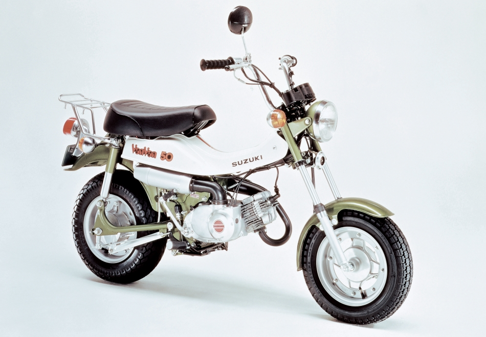 SUZUKI&nbsp;RV50 VANVAN
