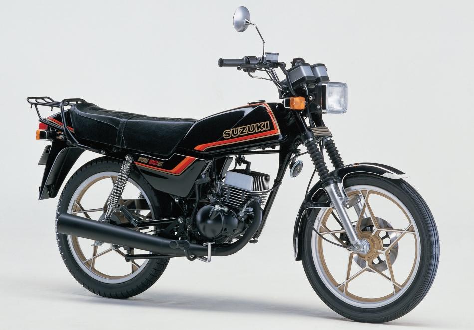 Suzuki Rg80 Custom Parts And Customer Reviews