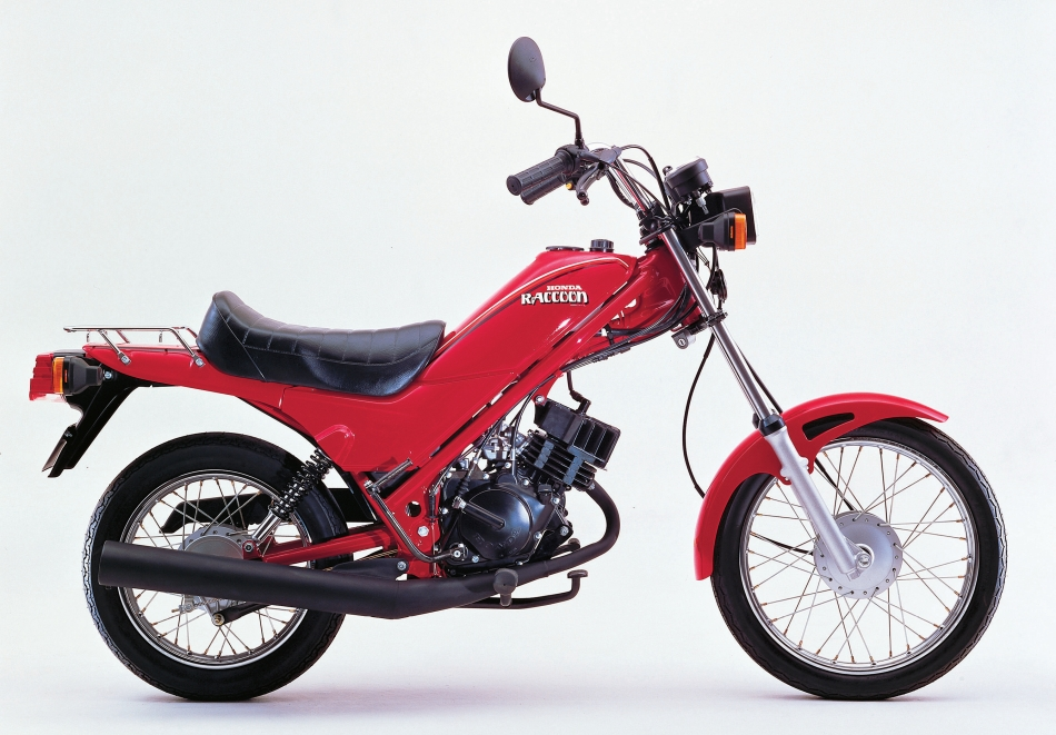 HONDA RACCOON