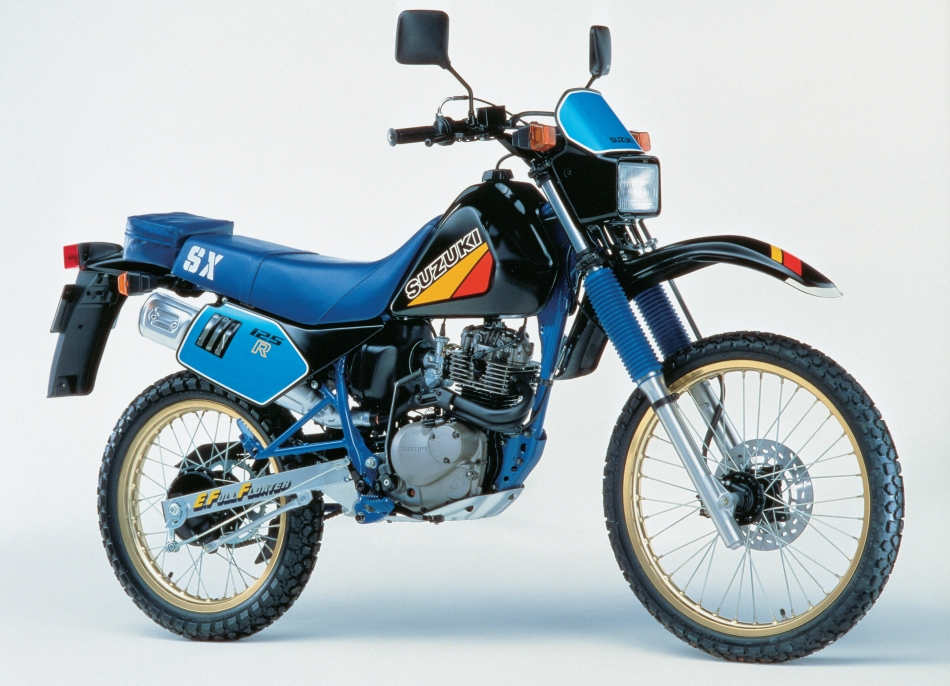 Suzuki Sx125 Custom Parts And Customer Reviews