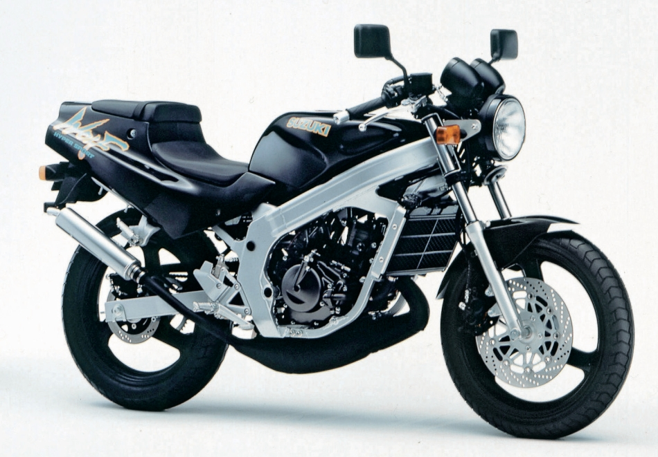 SUZUKI&nbsp;WOLF125