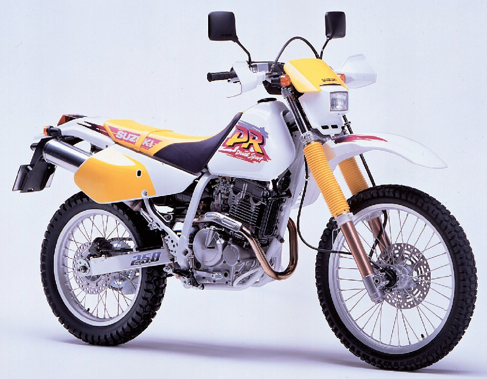 SUZUKI&nbsp;DR250R