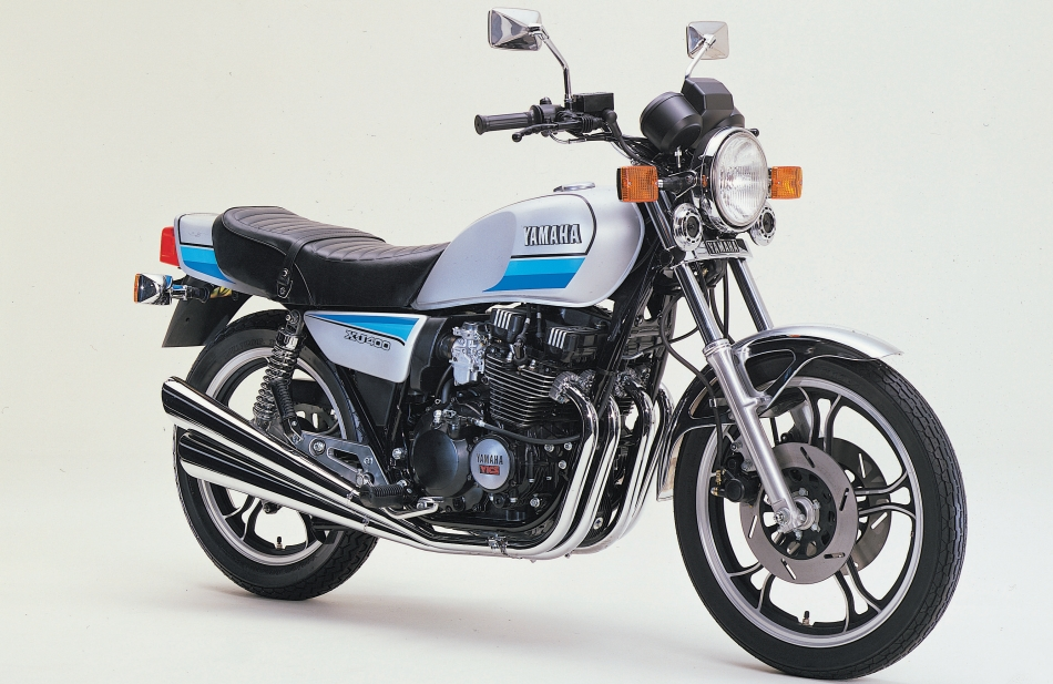 YAMAHA&nbsp;XJ400