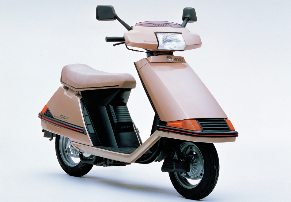 HONDA SPACY