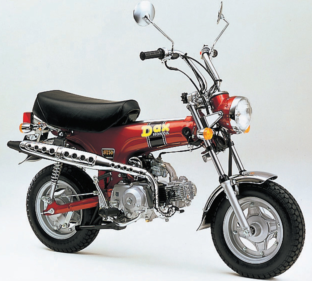 HONDA&nbsp;DAX70