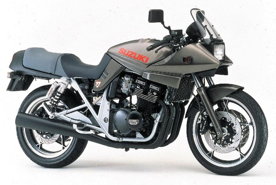 Suzuki Katana Oil Type