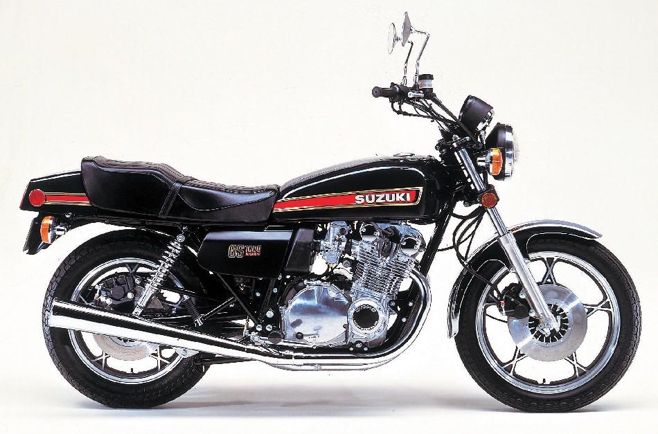 Suzuki Gsparts